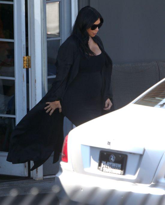 Kim Kardashian jest pe�na obaw (FOTO)
