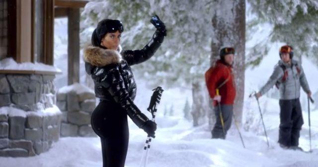 Kim Kardashian pokazała, że ma poczucie humoru (VIDEO)