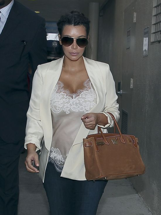 Bardzo z�y dzie� Kim Kardashian (FOTO