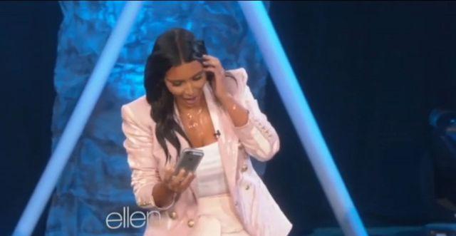 Jest pełne video ze splasha Kim Kardashian (FOTO)