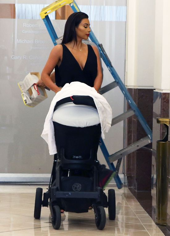 Kim Kardashian zamyka usta hejterom! (FOTO)