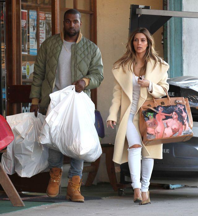 Kim Kardashian brzydnie? (FOTO)