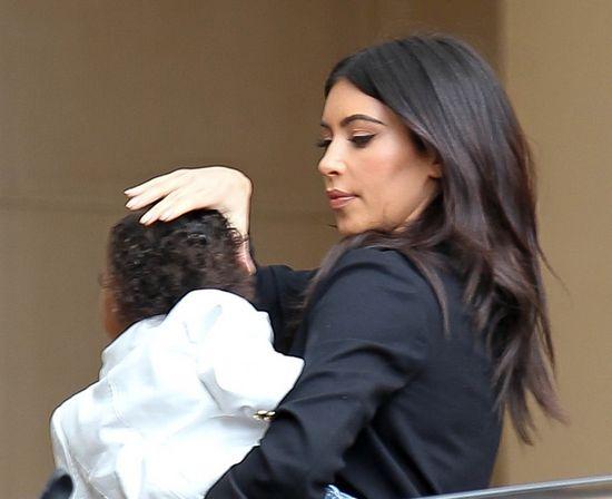Khloe Kardashian pokazała fotkę rozebranej Nori (FOTO)