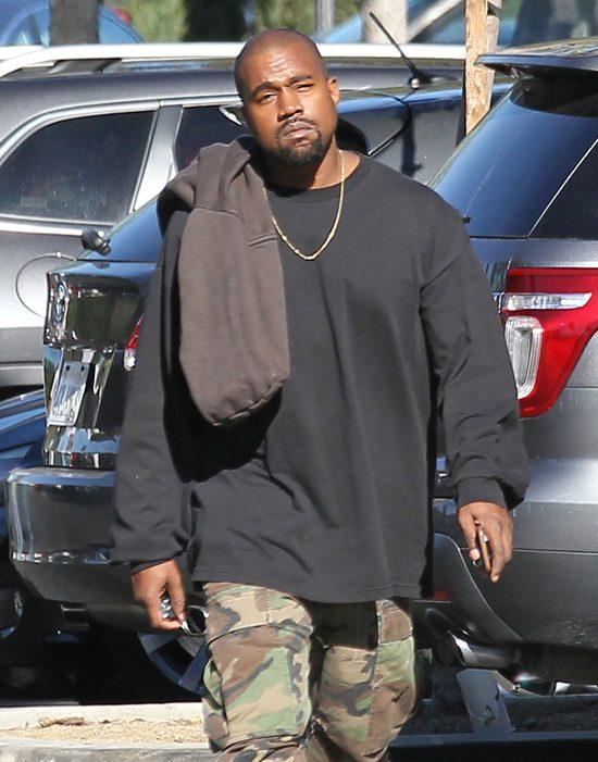 CO? Syn Kim i Kanye będzie miał na imię...