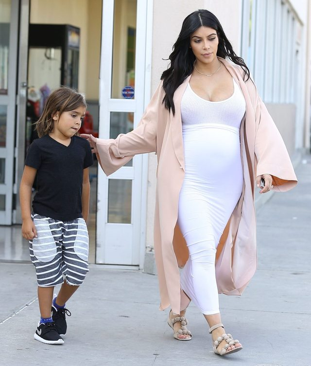 Ciąża Kim Kardashian może mieć poważne powikłania