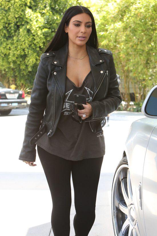 Kim Kardashian JEST W CIĄŻY!