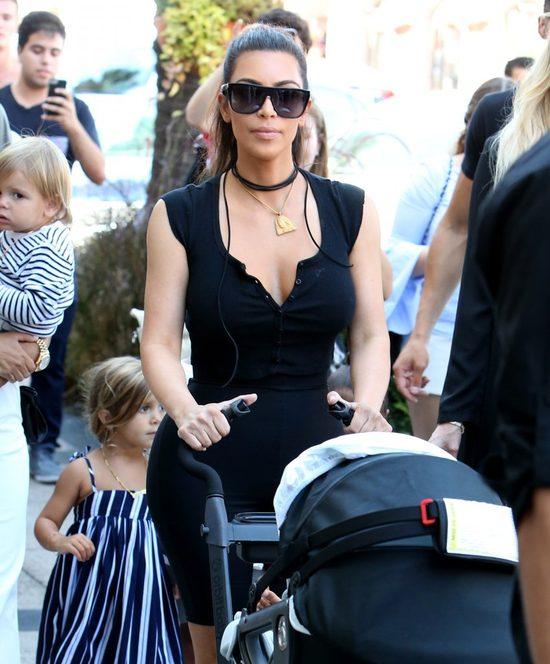 Kim Kardashian zdradziła, w którym gwiazdorze podkochiwała się, gdy była młoda