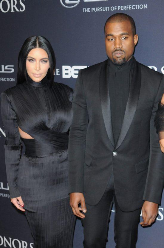 Gdy się poznali, Kanye wyrzucił wszystkie ciuchy Kim