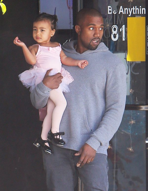 Kanye West zrugał trenerkę Kim Kardashian