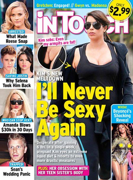 Nowe szczegóły na temat porodu i dziecka Kim Kardashian