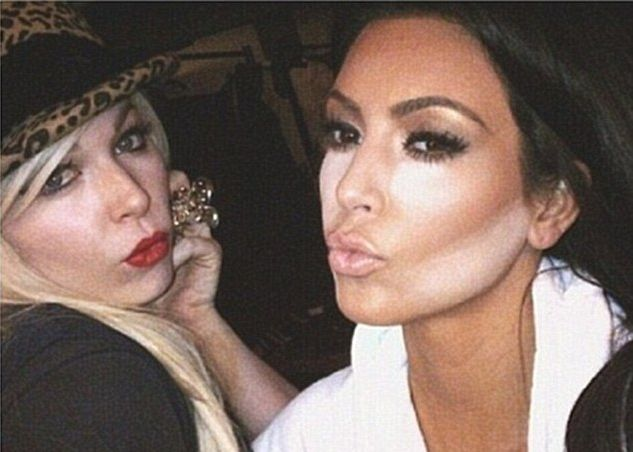 Kim Kardashian nieźle się wkurzy? (FOTO+VIDEO)