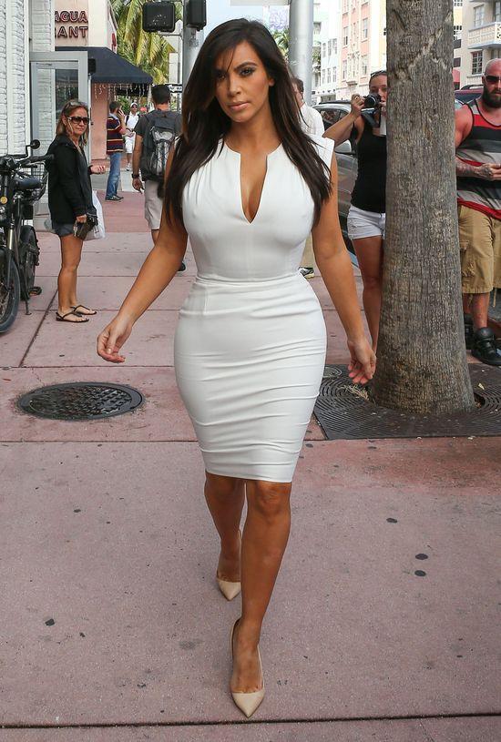 Kim Kardashian ma aż dwóch trenerów!