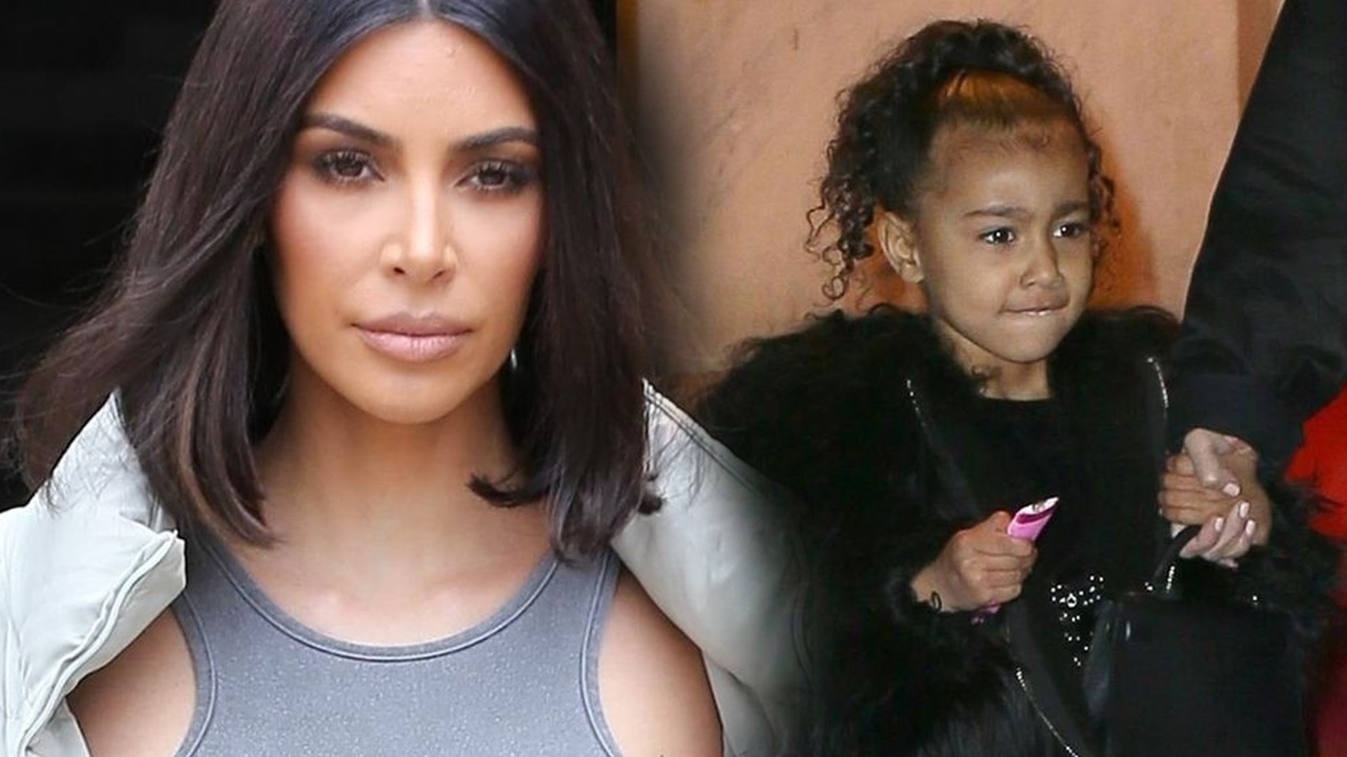 Kim Kardashian ma duży PROBLEM związany z North