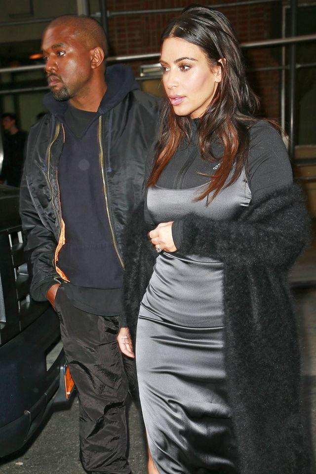 Surogatka powiedziała definitywne NIE obecności Kim przy porodzie
