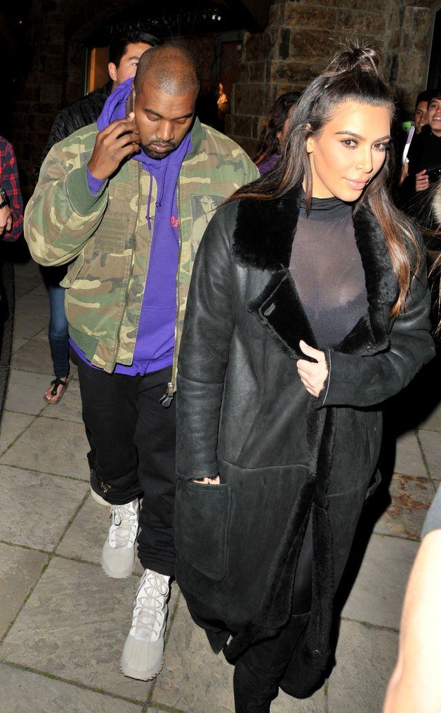 Kim zdradziła DZIWNY nawyk Kanye Westa