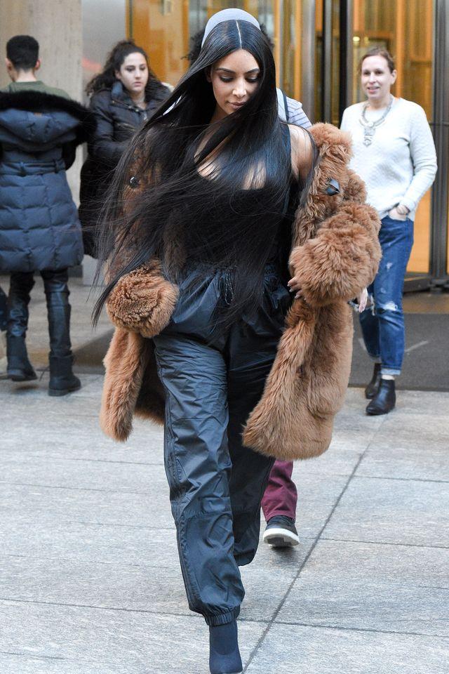 Oto, jak w prosty sposób Kim Kardashian zepsuła ślub Sereny Williams