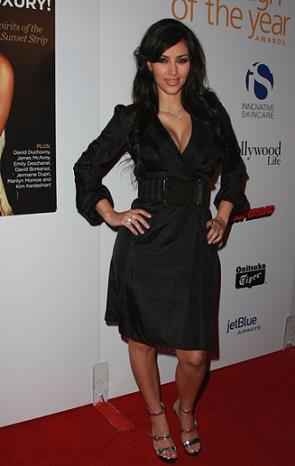 Kim Kardashian ma kłopoty