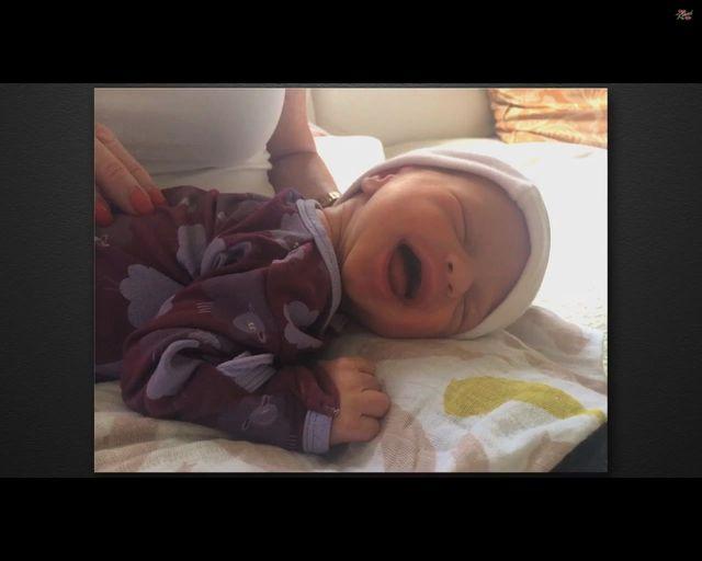Urodziła mu się śliczna córeczka! (FOTO)