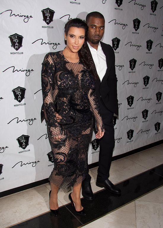 Kim Kardashian i Kanye West zamieszkają w mini Wersalu!