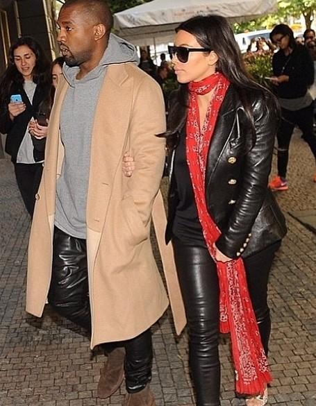 Kim Kardashian wr�ci�a z miesi�ca miodowego W�CIEK�A!