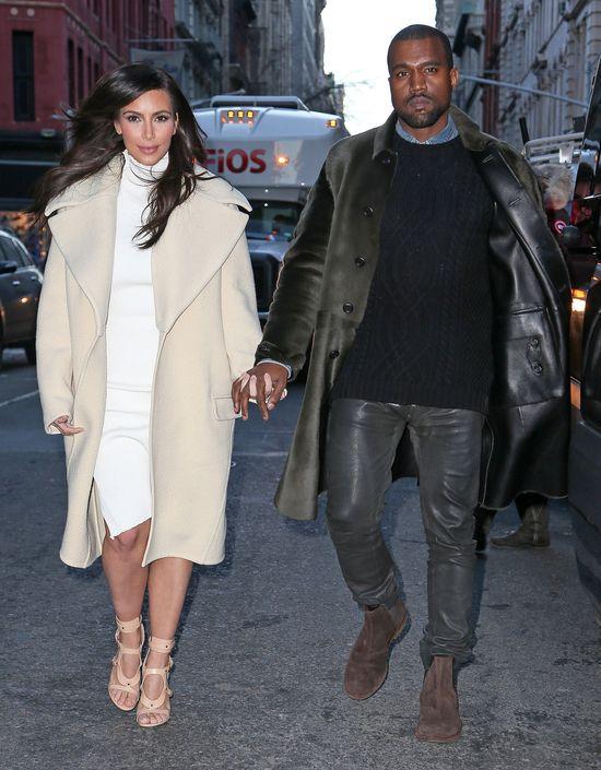 Kanye West będzie płacił Kim Kardashian za związek