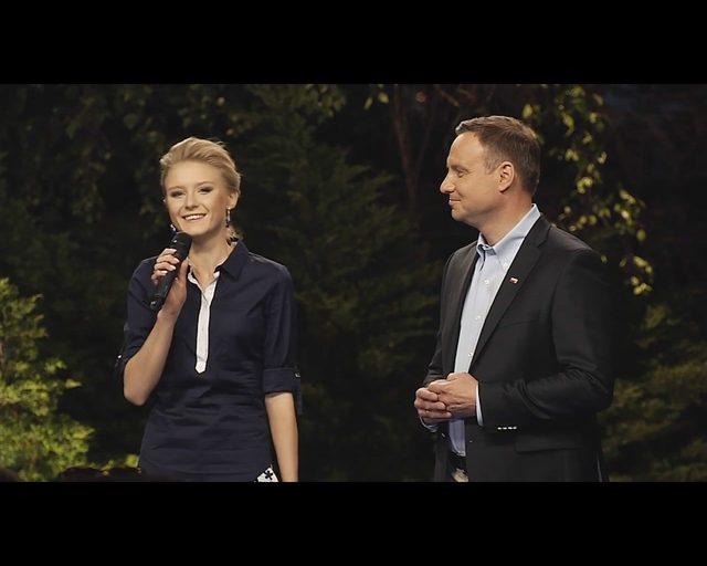 Chłopak córki Andrzeja Dudy w mieszkaniu prezydenta?