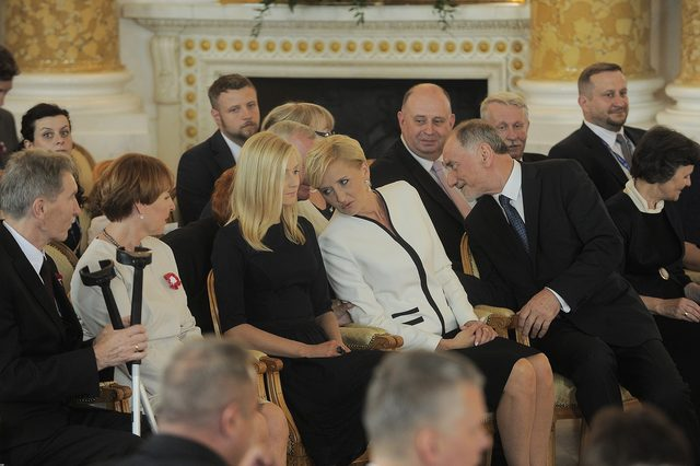 Andrzej Duda o swojej maturze i byciu dziadkiem