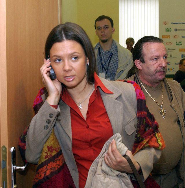 Kinga Rusin: Grzałam ławę w szpilkach (FOTO)