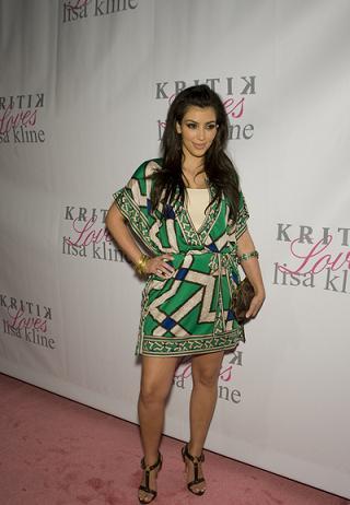 """""""Tyłek Kim Kardashian jest wielki i obleśny"""""""