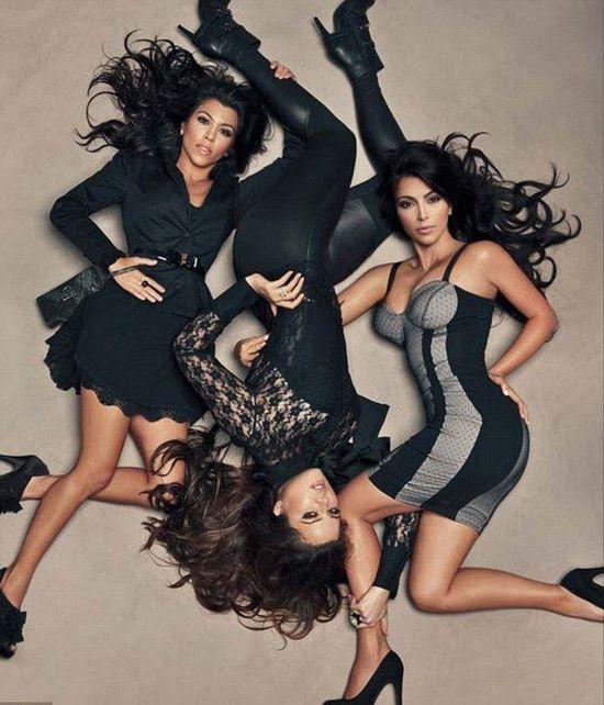 Ubrania od Kardashianek mo�na kupi� za 9,99 dolar�w