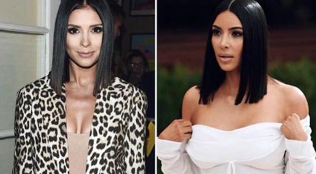 Klaudia Halejcio pyta fanów, czy jest podobna do Kim Kardashian