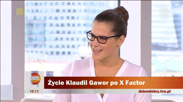 Klaudia Gawor ma bardzo ambitne plany (VIDEO)