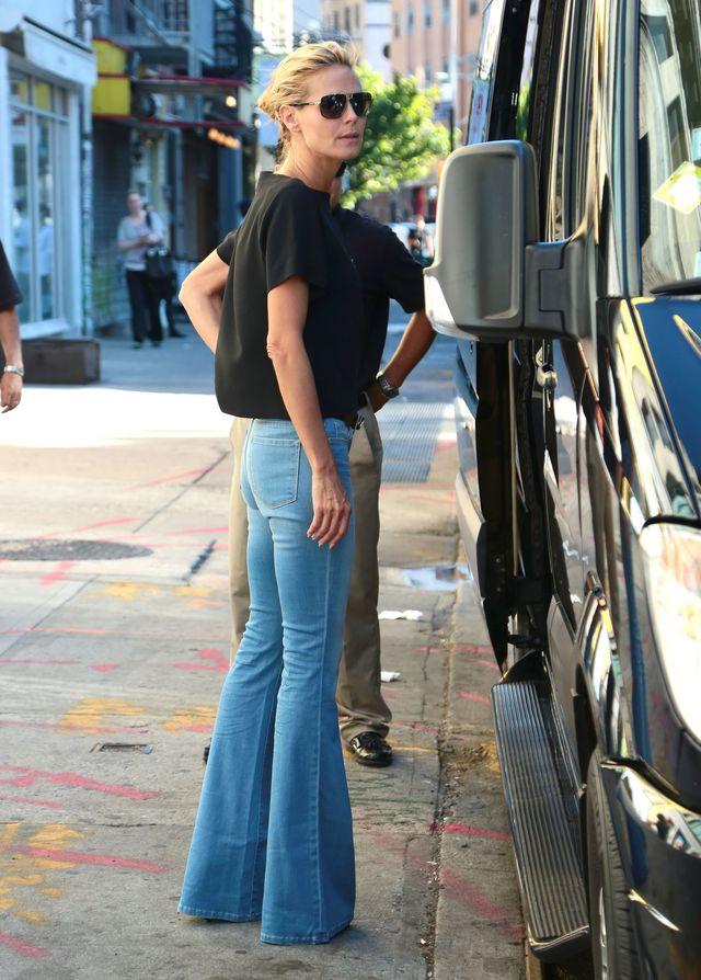 Pupa Heidi Klum ZNIKNĘŁA! (FOTO)