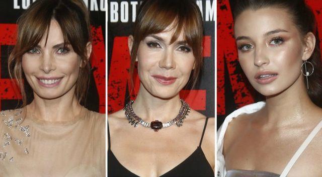 Gwiazdy na premierze Kobiet Mafii (ZDJĘCIA)