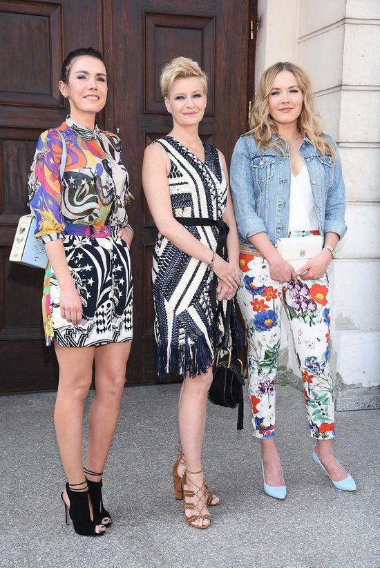 Kożuchowska, Bołądź i Lamparska na pokazie filmu Kochaj (FOTO)