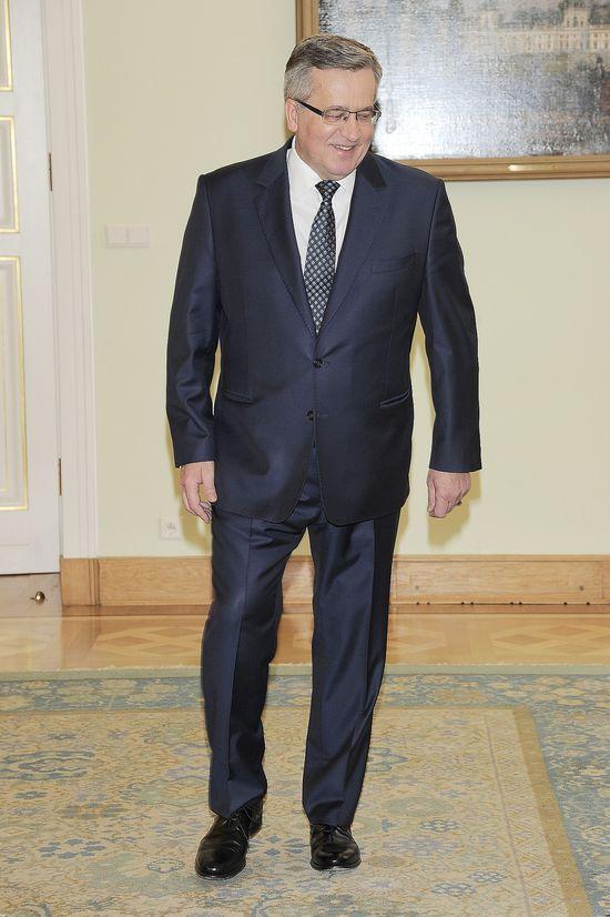 Wojciech Modest Amaro odmówił prezydentowi