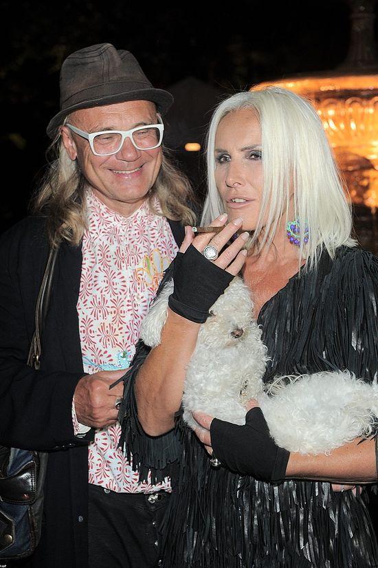 Mąż Kory chce ją leczyć marihuaną!