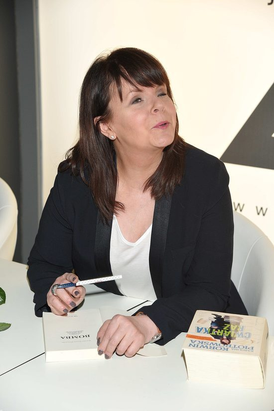 Korwin Piotrowska na Pudelku odpowiada Wojewódzkiemu