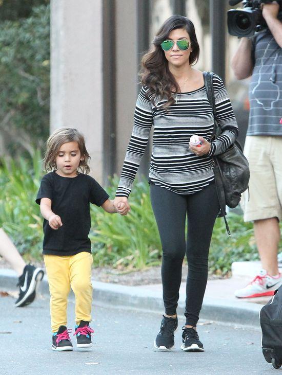 Dzieci Kourtney Kardashian są rozwydrzone?