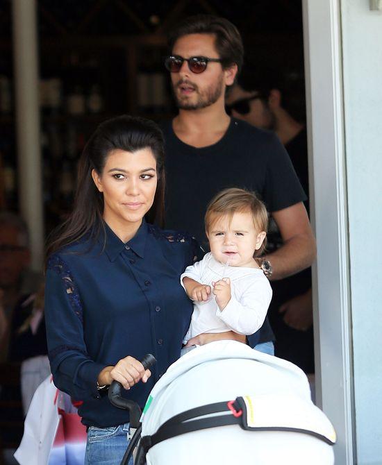Już wiadomo, kto jest ojcem dziecka Kourtney Kardashian!