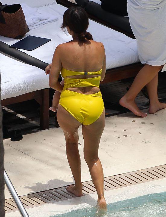 Szkółka pływania Kourtney Kardashian i Scotta Disicka (FOTO)