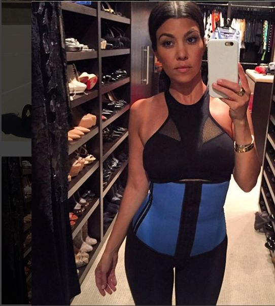 Kourtney Kardashian do Kylie: S*ka!
