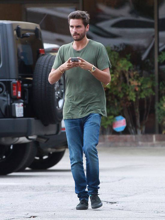 Scott Disick robi scenki Kourtney (FOTO)