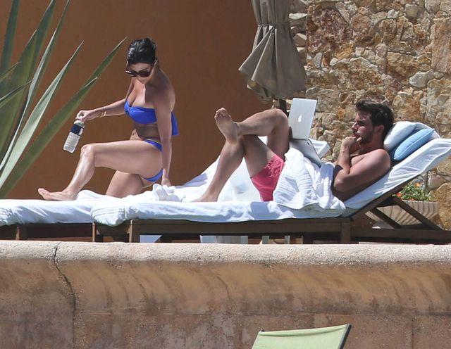 Koniecznie musicie zobaczyć Kourtney Kardashian w bikini!