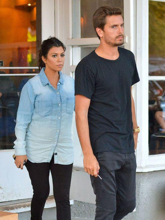 Złodziej w domu Kourtney Kardashian i Scotta Disicka!