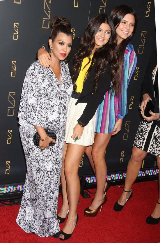 Kourtney Kardashian jest wściekła na Kylie i Kendall!