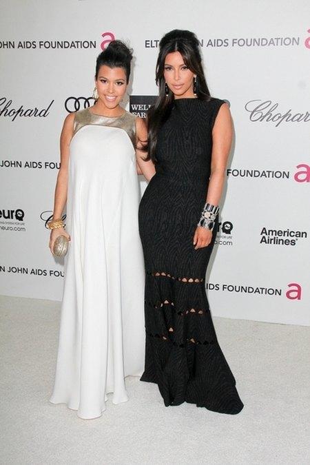 Kourtney Kardashian broni swego prawa do farbowania włosów