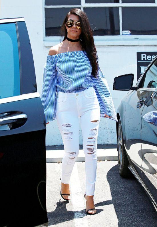 Kourtney Kardashian jest ZAŁAMANA. Jest w czwartej CIĄŻY!