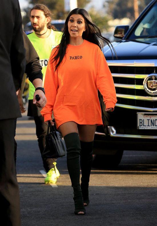 Kourtney Kardashian założyła TO dla szwagra. Scott Disick zielenieje z zazdrości