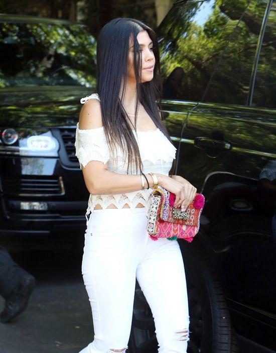 Kourtney Kardashian jest w CZWARTEJ ciąży?